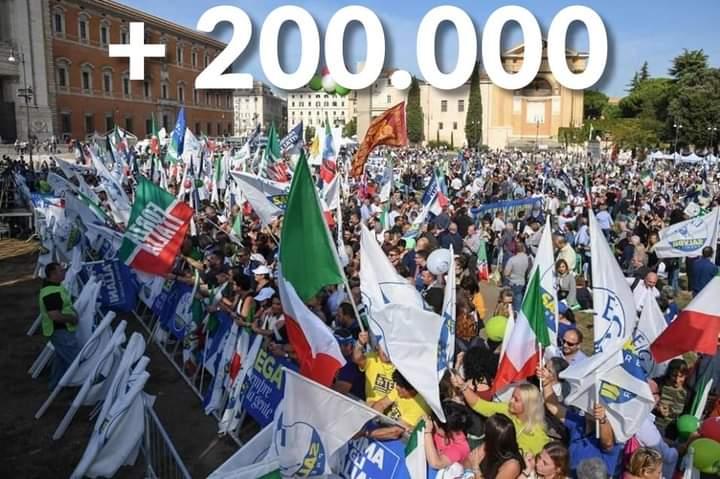 19 ottobre 2019 Piazza San Giovanni