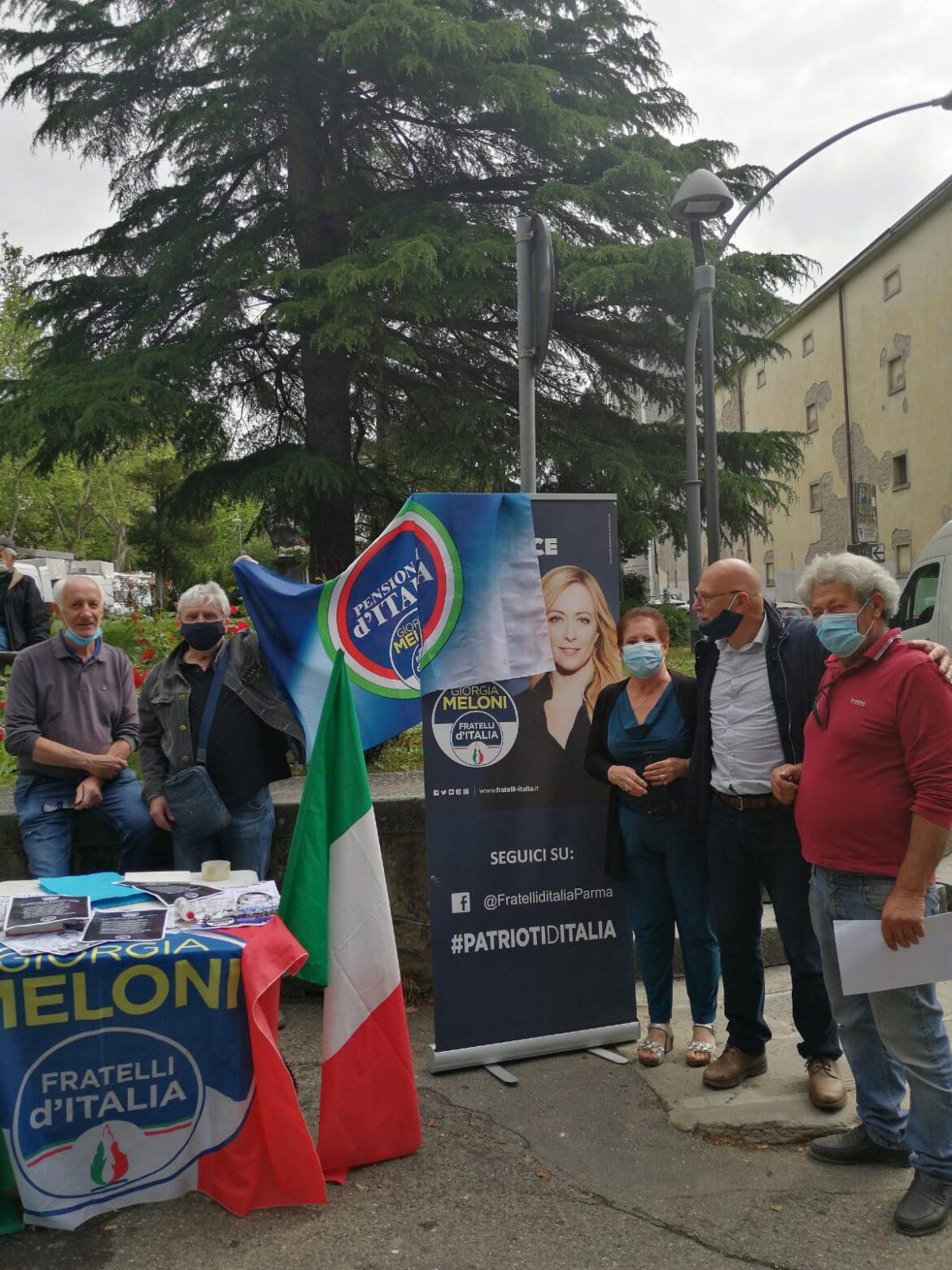 Borgotaro, 7 giugno 2021