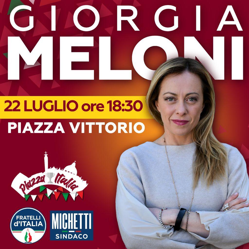 Roma 22 luglio 2021