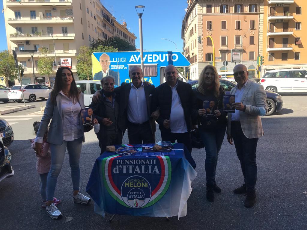 Roma, amministrative 2021